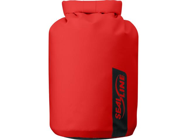 SealLine Baja 5l Bolsa seca, red